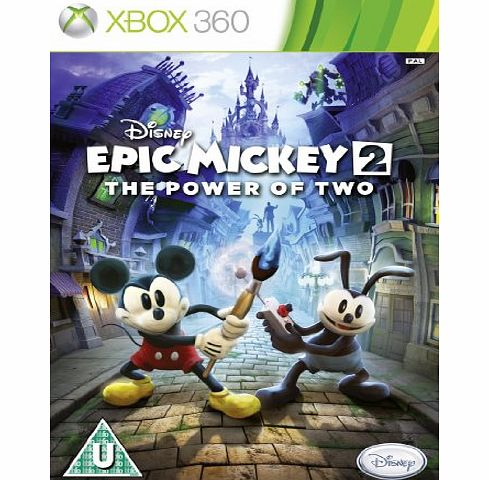 Epic Mickey The Power of 2 on Xbox 360
