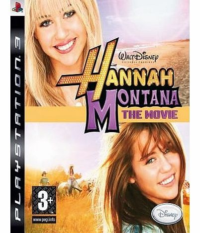 Hannah Montana: The Movie Game on PS3
