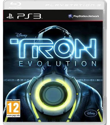 Tron Evolution (Move Compatible) on PS3