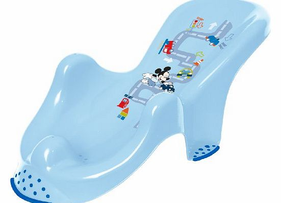 Mickey Bath Chair (Blue, 0 -12 Months)