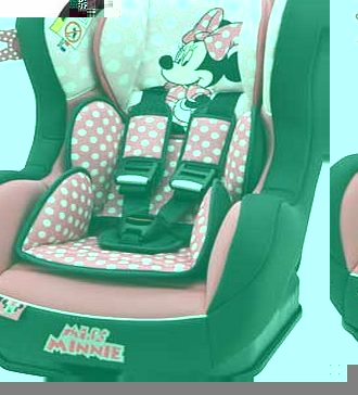 Disney Minnie Mouse Cosmo Group 0-1 Car Seat