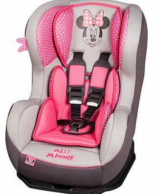 Minnie Mouse Cosmo SP Car Seat - Pink Dots