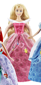 disney Princess Charming Sleeping Beauty Figure