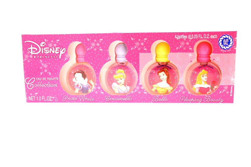 Disney Princess Eau de Toilette Collection
