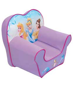 Princess Inflatable Throne Chair