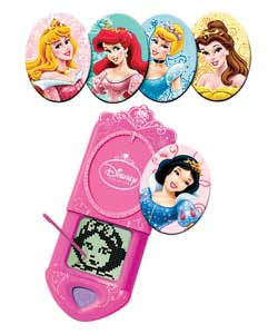 Princess My Favourite Friends Handheld Game