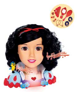 Princess Snow White Styling Head