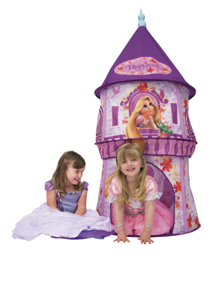 Rapunzel Tower Feature Tent