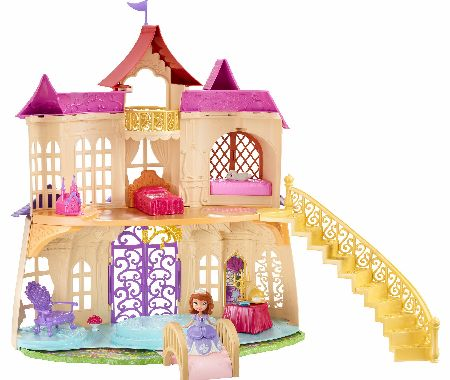 Sofia the First Magical Talking Castle