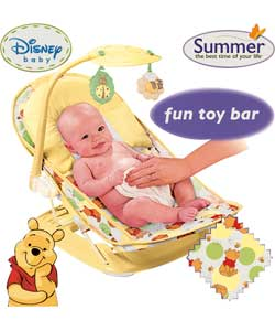 Disney Winnie the Pooh Deluxe Baby Bather with