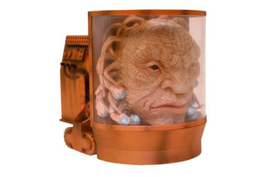 Doctor Who The Face of Boe