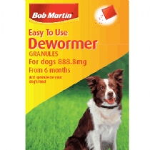 Bob Martin Easy To Use Wormer Granules Dog 4