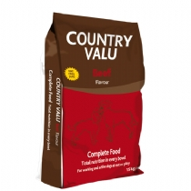 Burgess Country Valu Dog Food Beef 2Kg