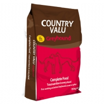 Burgess Country Valu Dog Food Greyhound 15Kg