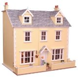 MEADOW VIEW DOLLS HOUSE UNPAINTED