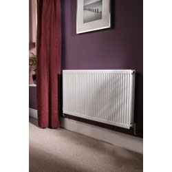Dolphin radiator heating
