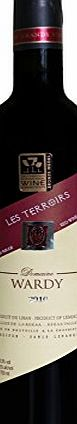 Terroirs 75cl, Domaine Wardy, Lebanese Fine Red Wines