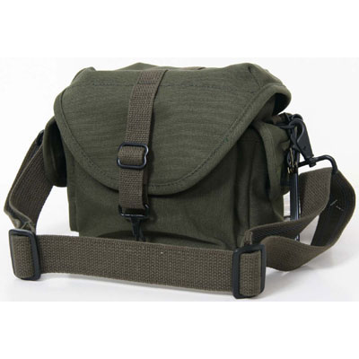 F-8 Small Shoulder Bag- Olive