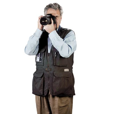 PhoTOGS Vest Black - Medium