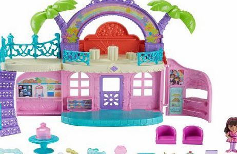 Dora Friends Fisher-Price Dora amp; Friends Cafe Playset