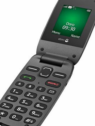 Doro PhoneEasy 606 Practical Sim Free Mobile Phone