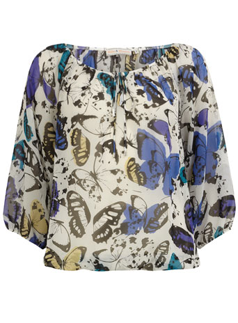 Billie and Blossom Butterfly blouse DP12229232