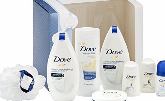 Dove Beauty and Care Collection Gift Set