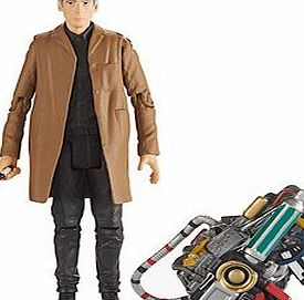 Dr Who Doctor Who 8.5cm Action Figure - 12th Dr With Backpack