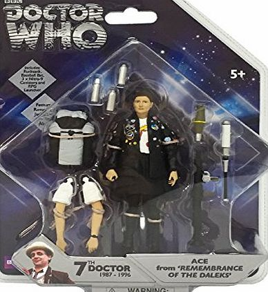 Dr Who UNDERGROUND TOYS Doctor Who Ace Figure