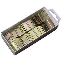 Box Of 25 Comb Scutches For 22441 Scutch Holding Chisel