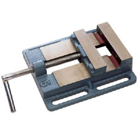 Power Tool Accessory - 120mm Drill Press Vice