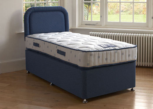 Double Executive Divan Set - Blue