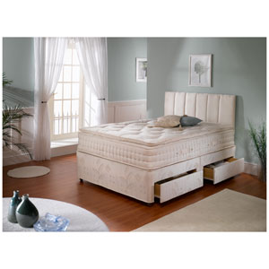 Pocket sprung bed divan beds for 6 foot divan