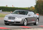 Bentley Continental Driving Thrill
