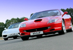 Euro Challenge Driving Experience at Prestwold