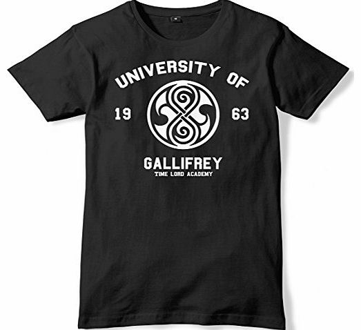 University of Gallifrey Mens T-Shirt (Various Colours)