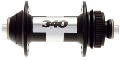 340 front hub Centre-Lock Disc Mount 32