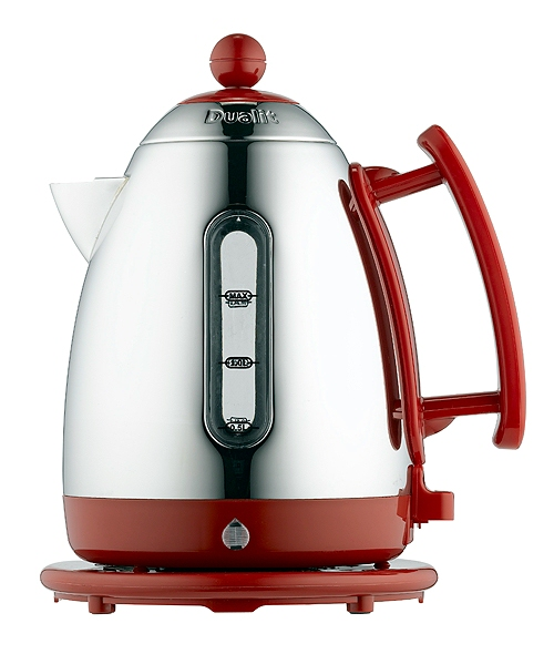 Dualit Red Jug Kettle