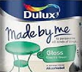 Dulux  MADE BY ME GLOSS ELECTRIC GREEN 250ML