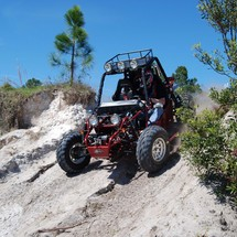 Buggy and ATV Experience andndash; Off Road Fun in Orlando - Dune Buggy/ATV Combo