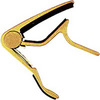 TRIGGER CAPO - GOLD CURVED