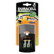 Duracell 1 Hour Charger