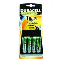 Duracell Battery Charger Charges AA/AAA