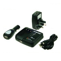 Duracell Battery Charger for Sony DSC-P200