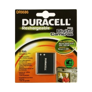 DR9686 Replacement Camera Battery