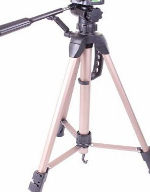 DURAGADGET Professional Quality Durable Tripod For Use With FujiFilm S2950, S1600, FinePix X-Pro1 amp; FinePix HS20