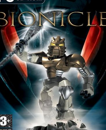 EA Bionicle the Game PC