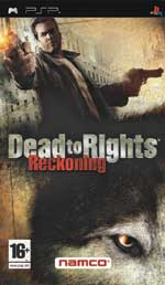 EA Dead to Rights Reckoning PSP