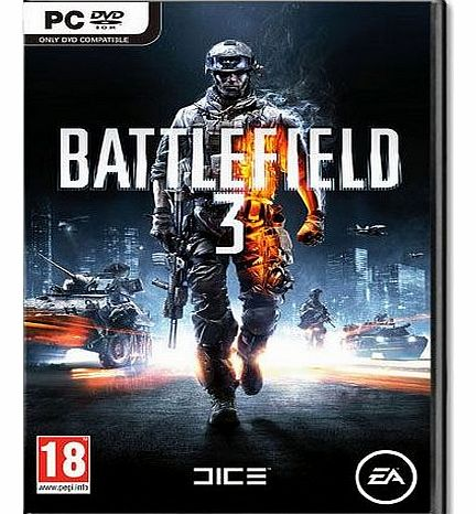 Ea Games Battlefield 3 on PC