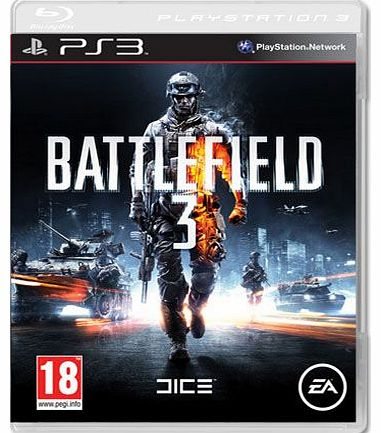 Battlefield 3 on PS3